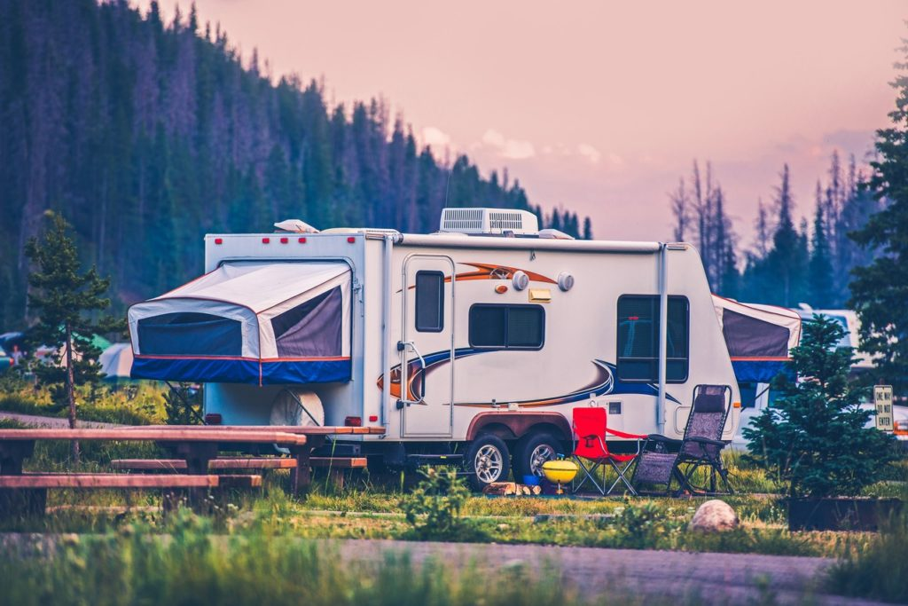 RV Camping in the Kawrthas, with ISL & good RV insurance
